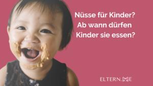 Nüsse für Kinder 1